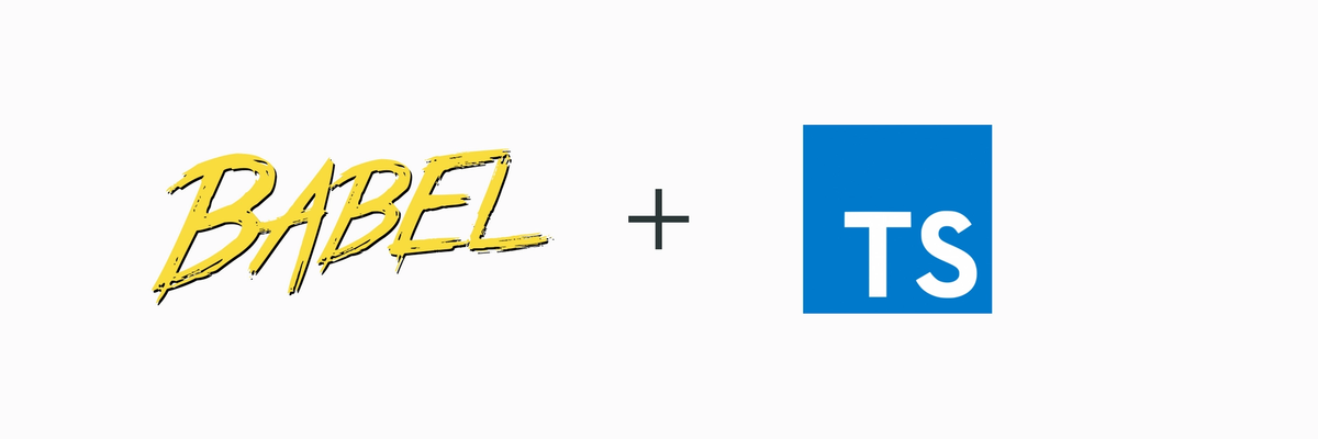 Introducing TypeScript in existing JavaScript projects with Babel