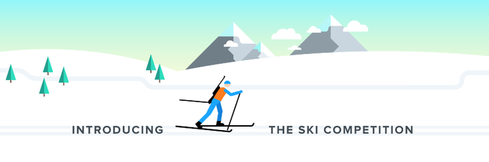 Introducing the Ski Competition