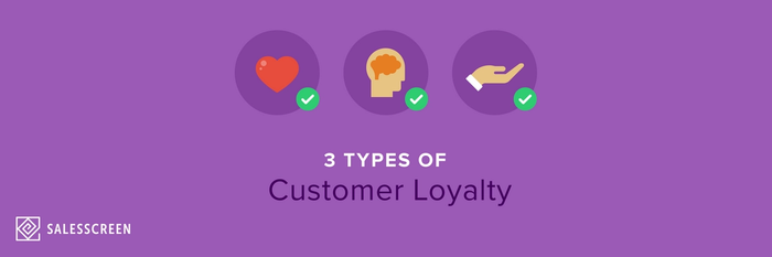 The 3 Types of Customer Brand Loyalty