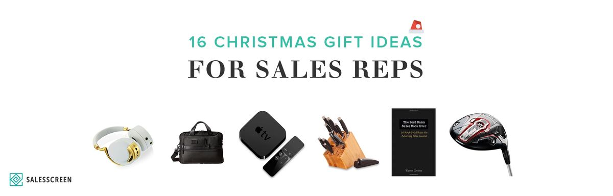 16 Christmas Gift Ideas for Sales Reps