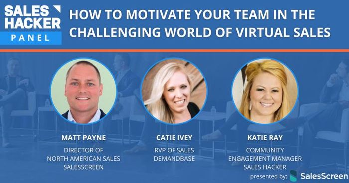 How to Motivate Your Team in the Challenging World of Virtual Sales