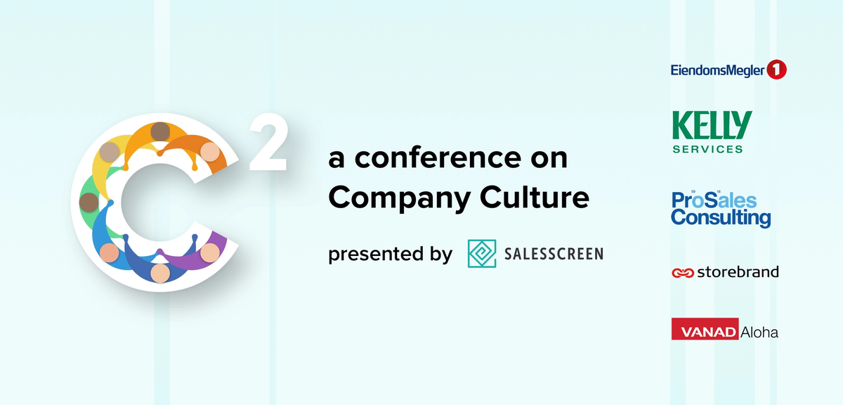 C²: A Conference on Company Culture, presented by SalesScreen
