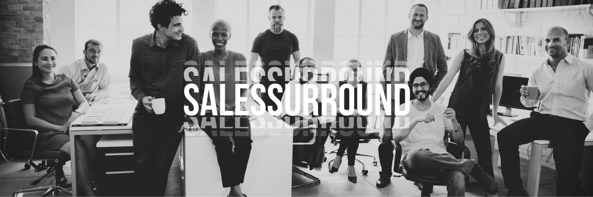 Introducing SalesSurround from SalesScreen