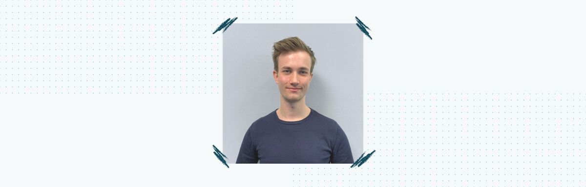 Meet Our New Software Engineer, Adrian