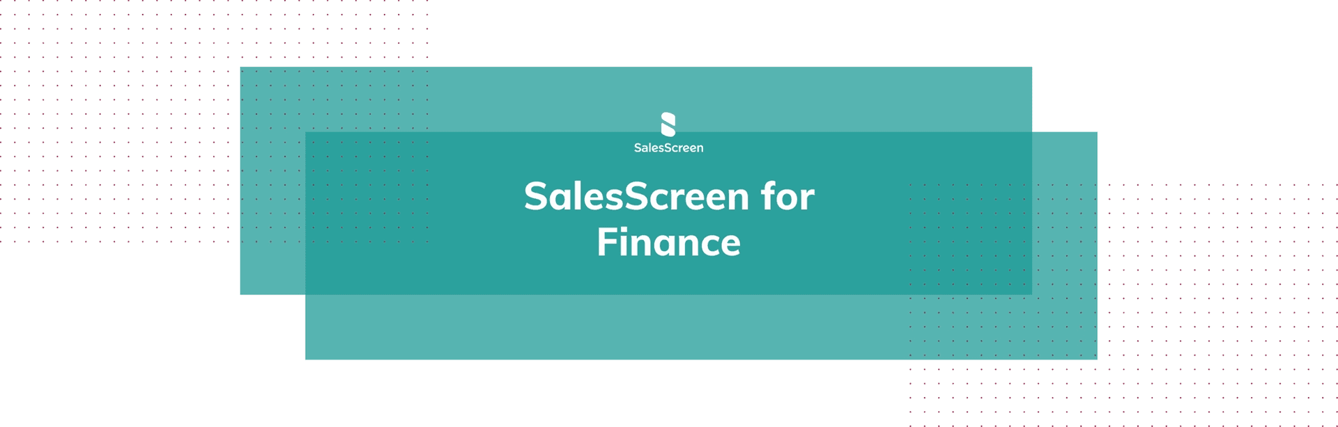 SalesScreen for Finance