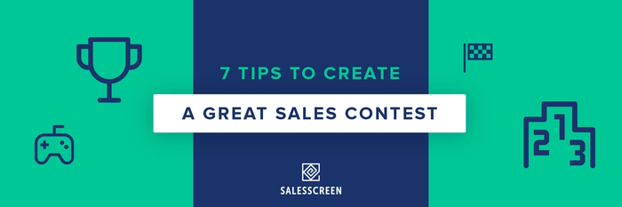 7 Tips to Create a Great Sales Contest