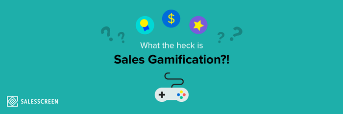 What the Heck Is Sales Gamification?!?!