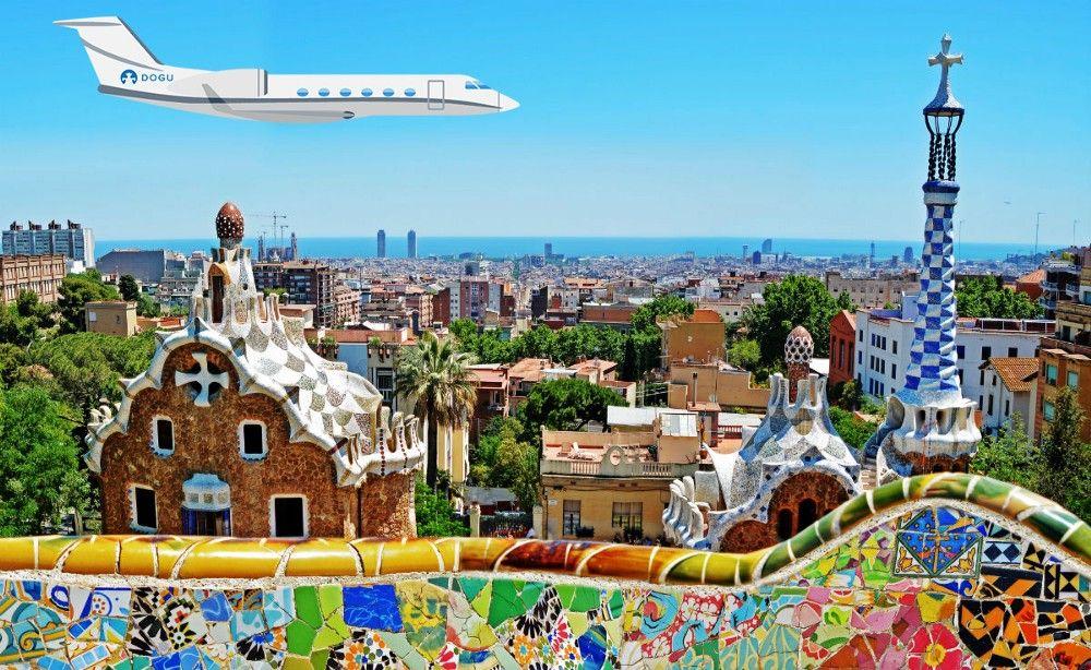 Dogu Heads to Barcelona!