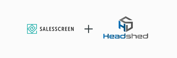 SalesScreen Integrates with Headshed Cube