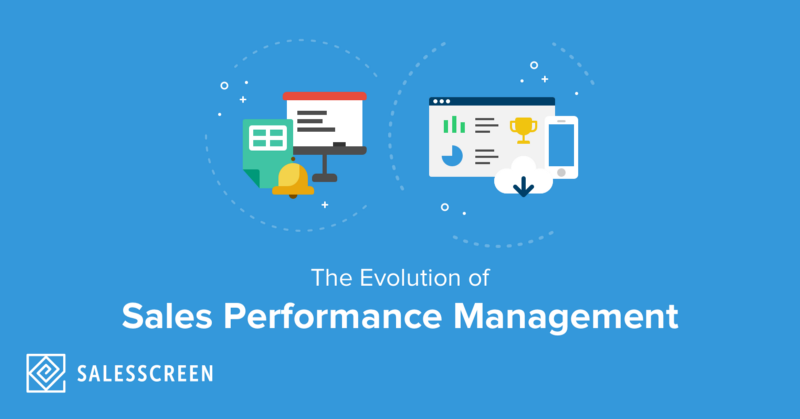 The Evolution of Sales Performance Management