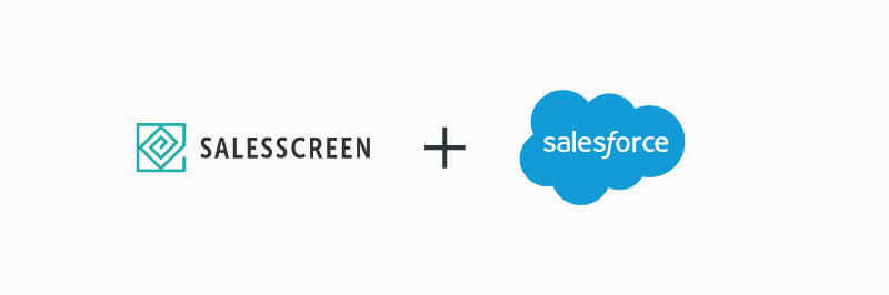 SalesScreen Now Available on the Salesforce AppExchange