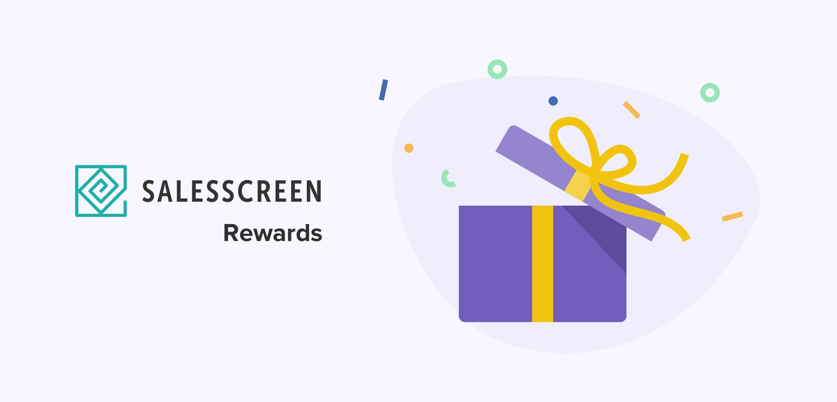Introducing: SalesScreen Rewards