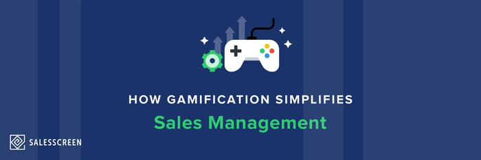 How Gamification Simplifies Sales Management