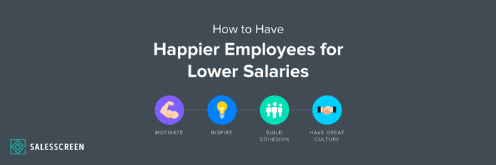 How to Increase Motivation without Increasing Salaries