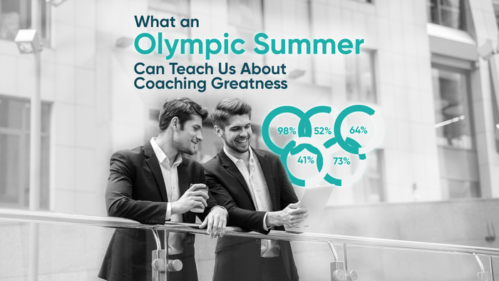 What an Olympic Summer Can Teach Us About Coaching Greatness