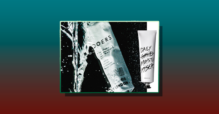 The product by Doers of London is free from synthetic fragrance and it has a fresh, clean scent.