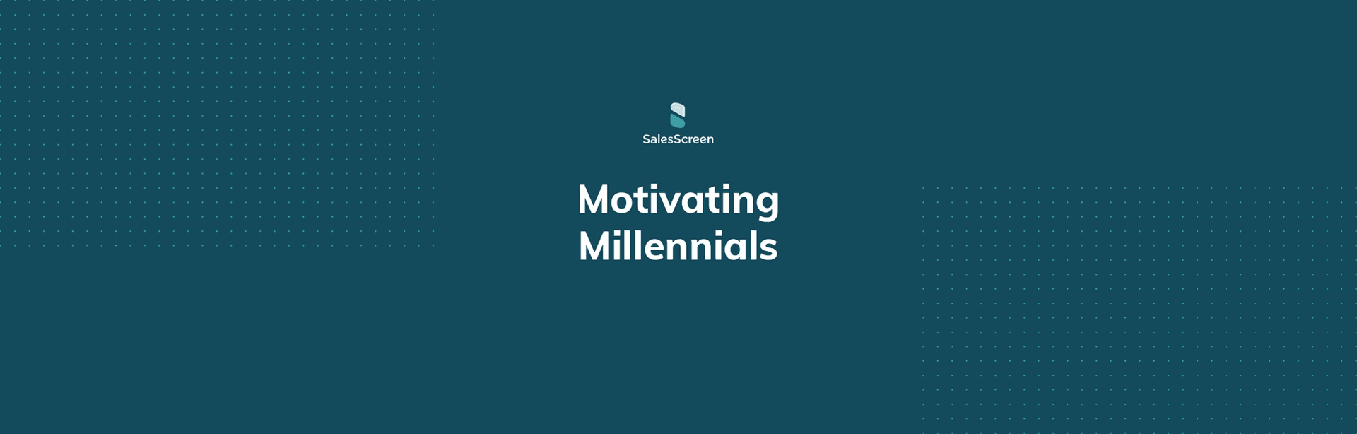 Motivating Millennials [eBook]