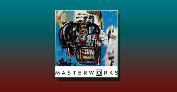 Masterworks lets you combine your right brain with your left brain... and your stock portfolio with an art portfolio.