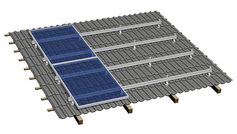 Energia solar no Brasil – Análise dos fabricantes de estruturas de fixação