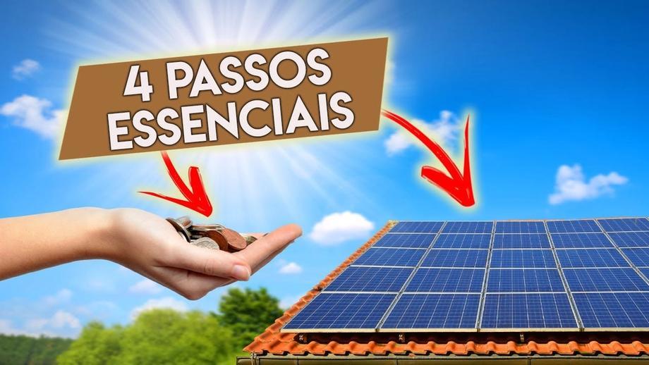 Energia Solar: Como preparar a instalação do meu cliente?