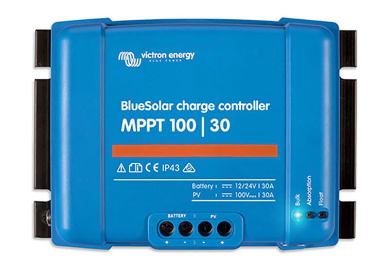 O que é energia solar fotovoltaica - Controlador de carga de sistemas off grid