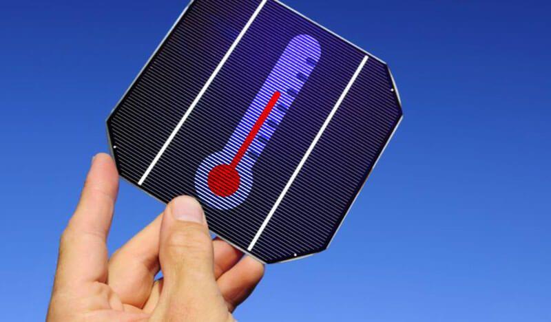 Painel Solar Fotovoltaico: O gerador de energia solar – Influência da temperatura na célula fotovoltaica