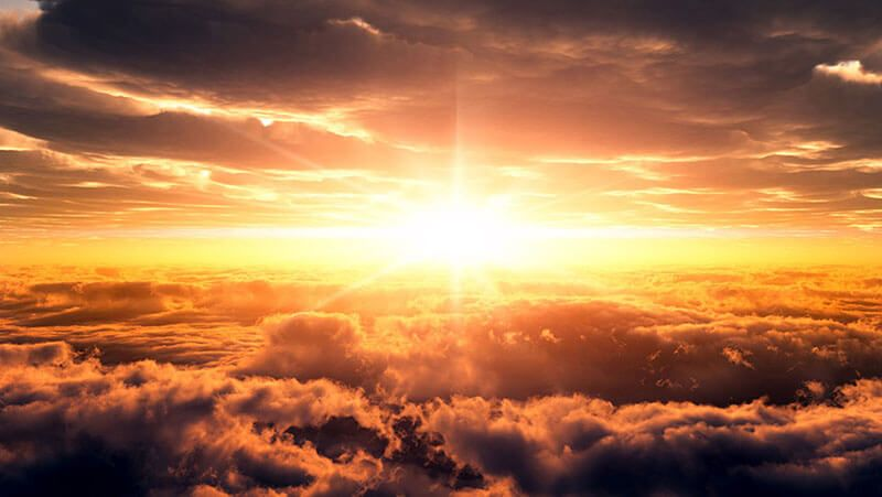 O que é energia solar - O sol