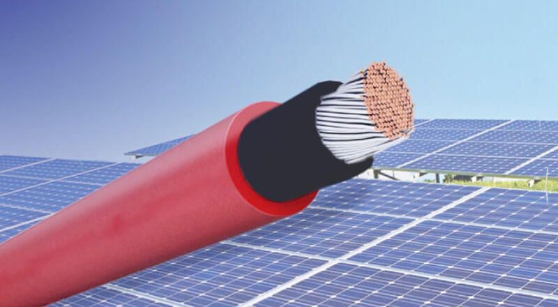 O que é energia solar fotovoltaica - O cabo solar