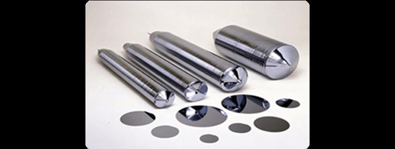 Lingotes de silício monocristalino - produção da célula fotovoltaica monocirstalina
