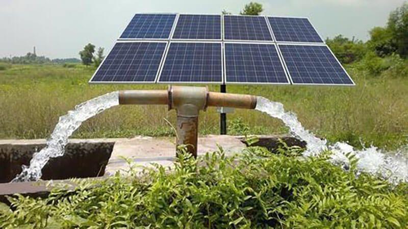 O que é energia solar fotovoltaica - Sistema isolado ou off-grid sem armazenamento de energia