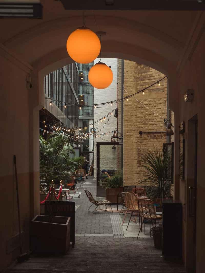 Oslo courtyards