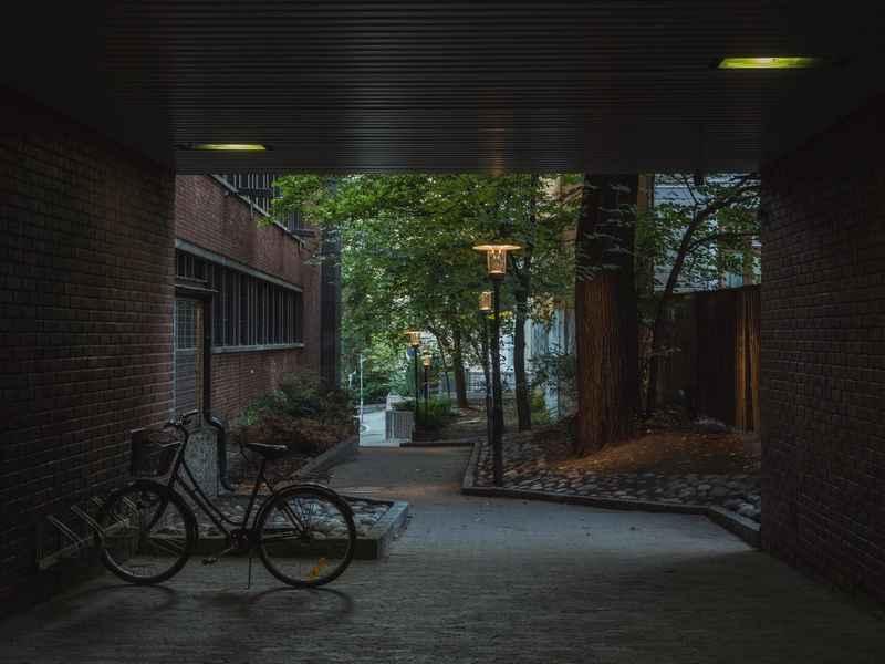 Oslo courtyards II