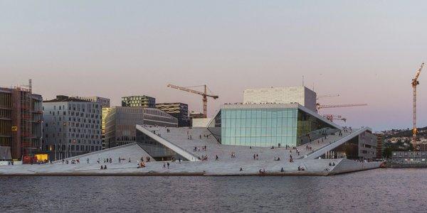 Oslo Opera House | Art Lasovsky