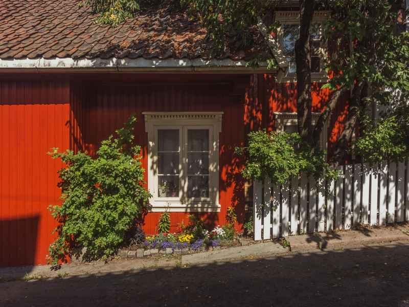 Rød huset