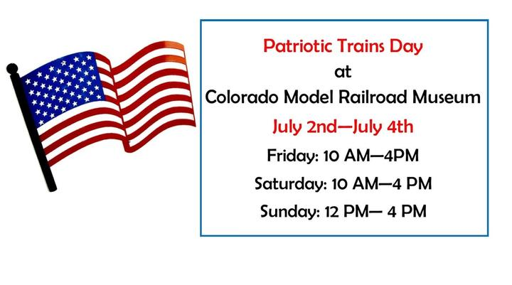 Old West Trains Day @ Colorado Model Railroad Museum
