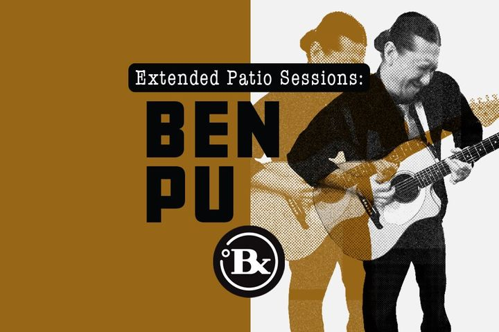 Patio Sessions with Ben Pu at Brix Brew & Tap