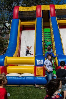 Kid's World Slide