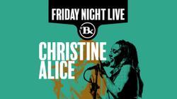 Friday Night Live: Christine Alice @ Brix Brew & Tap