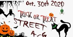 Trick or Treat Street 2020