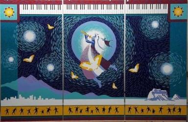 Music LIFTS the Spirit