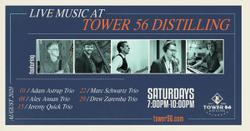 Jazz at Tower 56 - August 2020