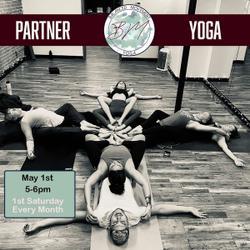 Partner Yoga @ Balanced Movement Yoga