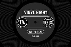 Vinyl Night at Brix Brew & Tap