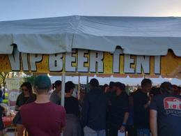 VIP Tasting Tent