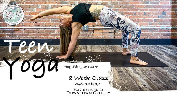 Teen Yoga @ Balanced Movement Yoga