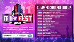 Friday Fest 2021