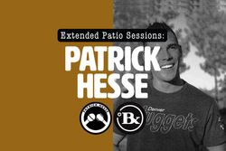 Extended Patio Sessions Featuring Patrick Hesse at Brix Brew & Tap