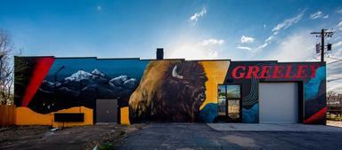Buffalo Mural