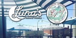 Rooftop Yoga + Brunch on the Patio at Luna's Taco's & Tequila