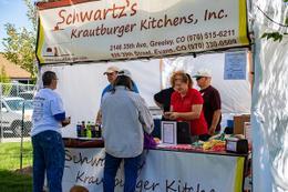 Schwartz's Krautburger Kitchen